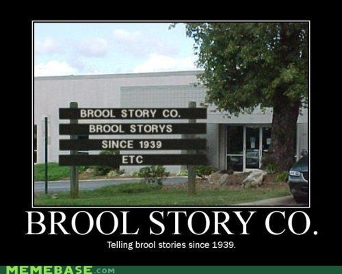 brool story co cool story bro Memes - 4328872448