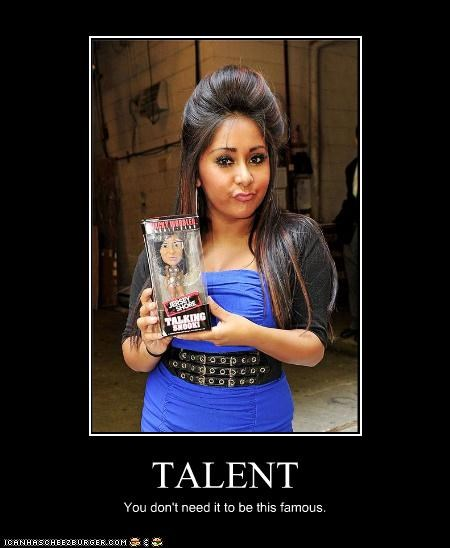 celeb,demotivational,funny,reality tv,snooki,TV