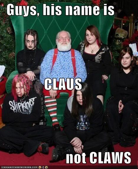 claws,naughty,nice,santa