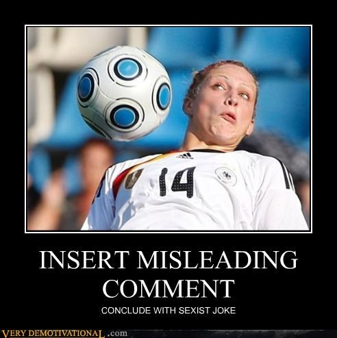 awesome balls deconstruction humor lol sexism sports - 4329466368