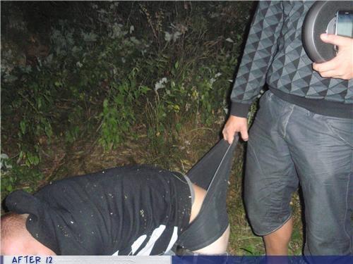 drag drunk puke underwear vomite - 4329728512