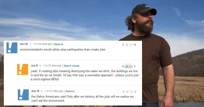 Collection of times Ken M dominated social media by trolling the crap out of people.