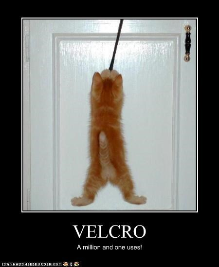 VELCRO A million and one uses!