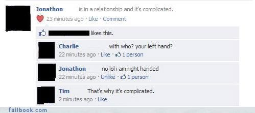 relationship status witty comebacks your friends are laughing at you