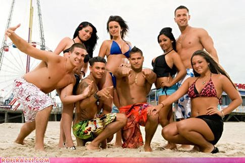 funny gifs jersey shore reality tv TV