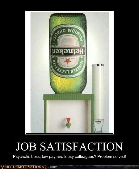 beers bosses Heineken jobs jobs suck low pay - 4332283904