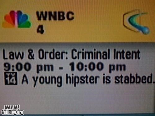 awesome at work hipster television - 4333395200