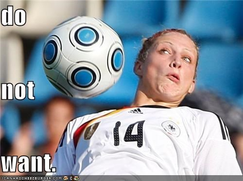 14 do not want headbutt soccer Sportderps