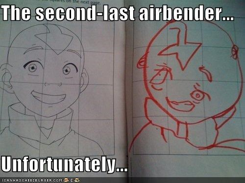 aang airbender arrow cartoons Movies and Telederp nickelodeon - 4333579264