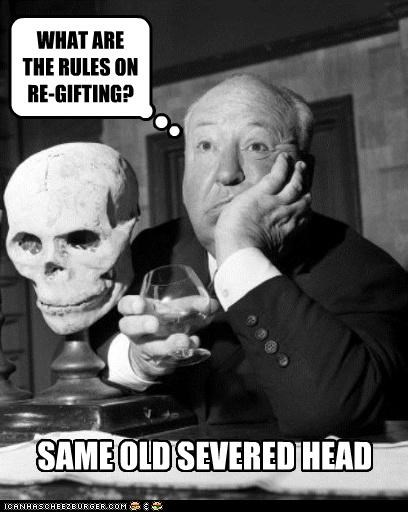 alfred hitchcock funny Photo photograph - 4333586176