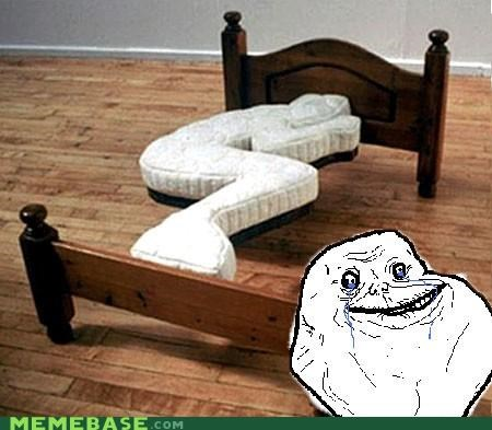 bed forever alone solo - 4334441216