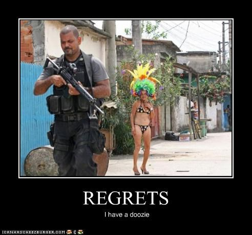 bikini,fashion,guns,military,regrets,sex,wtf