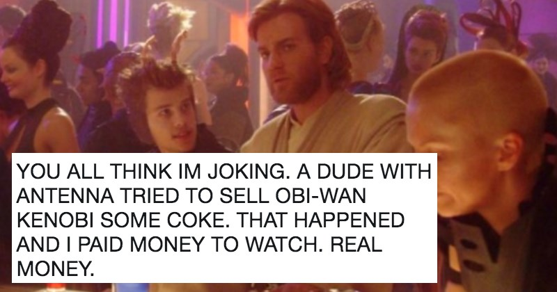 This Guy Has Choice Words For People Complaining About 'The Last Jedi'