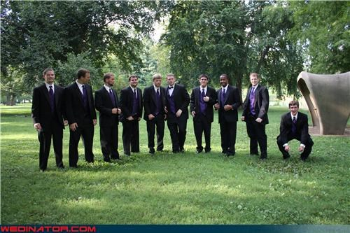 eww,fashion is my passion,funny groomsmen picture,funny wedding photos,groom,Groomsmen,groomsmen picture,random squatter,squatting groomsman,technical difficulties,wedding party,wtf,wtf is this