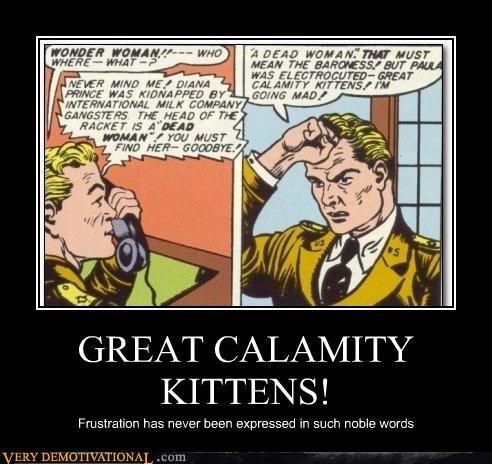 Cats Caturday comics kitten words wtf - 4342479872