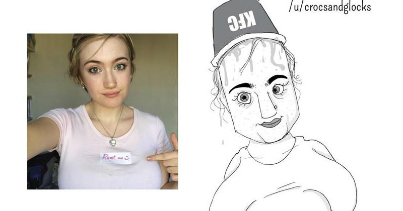 These Brutal Caricature Roasts Will Have You Laughing and Crying All the Way to Christmas