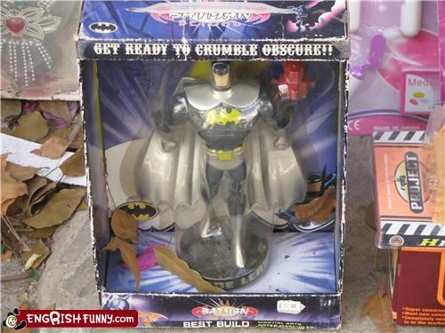 batman,crumble,toy