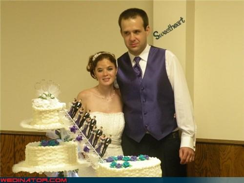 bride confusing Dreamcake funny wedding cake picture funny wedding photos groom were-in-love wedding cake picture wedding party wtf - 4343340288