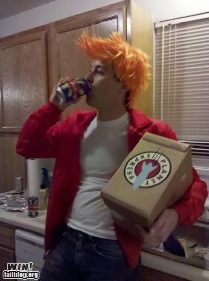 costume futurama halloween - 4343930624