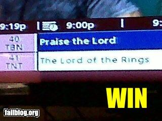 Lord of the Rings nerdgasm television - 4344487424