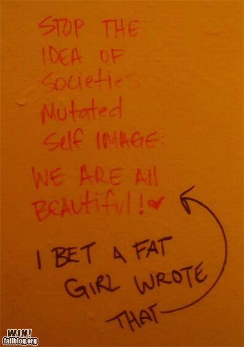 graffiti hacked mean sharpie - 4345703936