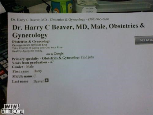 doctor,names,sexual