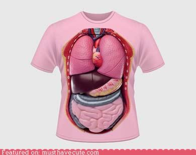 graphic,organs,pink,shirt,visible