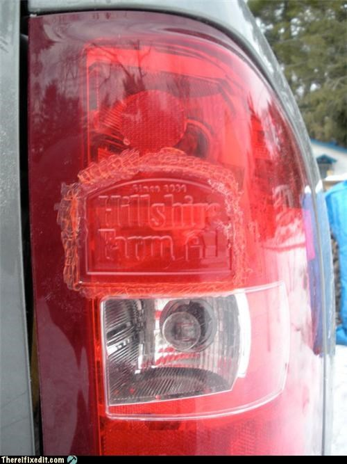cars Close Enough tail lights - 4346221056