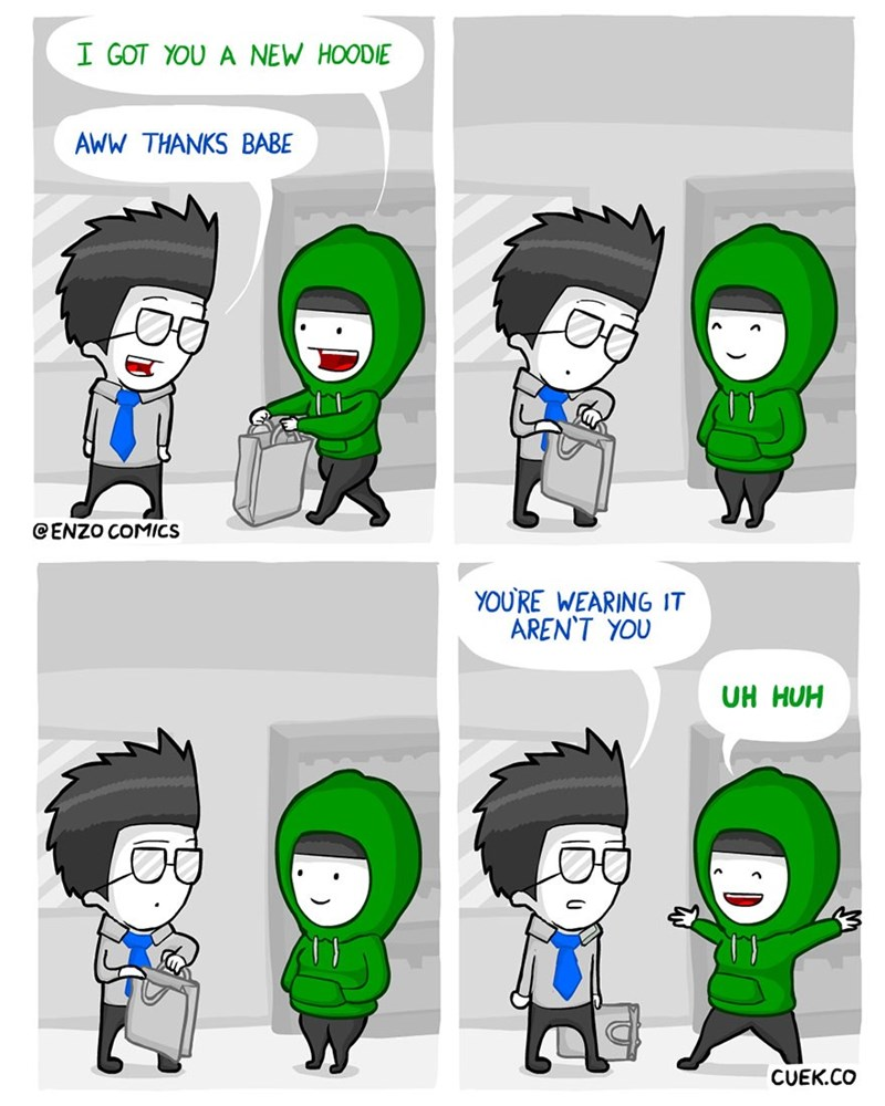 funny comics about life and relationships