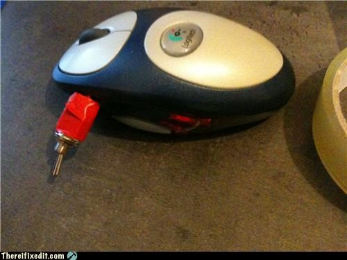 computer Electrical tape mouse unnecessary - 4348081408