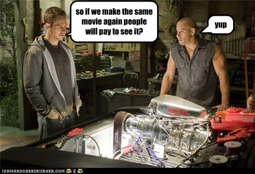 actor celeb funny paul walker vin diesel - 4348447232