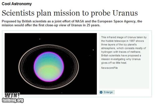 completely relevant news,science,space