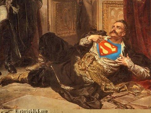 art fake funny shoop superman - 4350369280