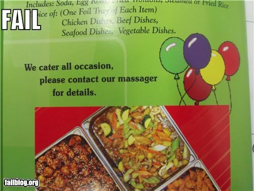 failboat g rated manager massager menu oops spelling - 4351651840