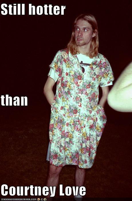 funny kurt cobain Music - 4352833536