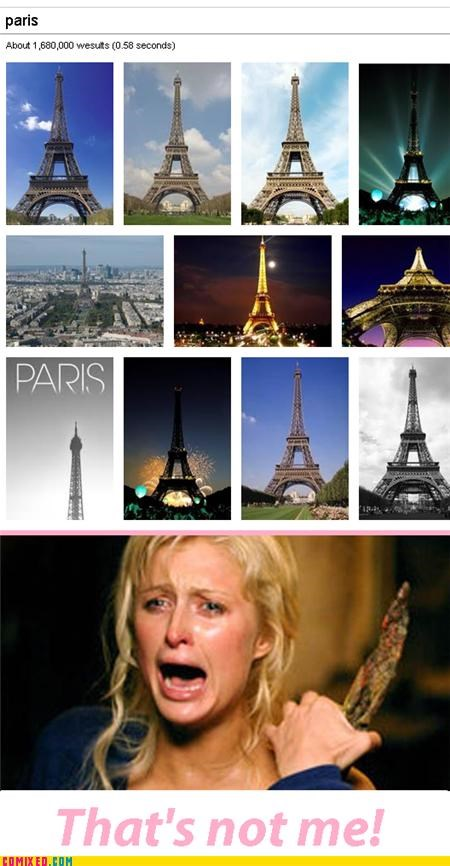 france google google image search paris paris hilton sad but true the internets - 4355042560