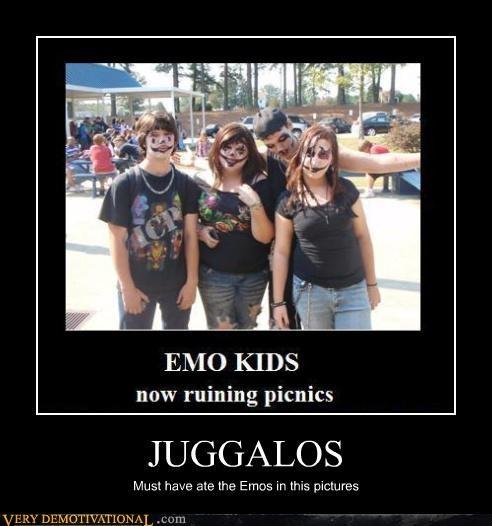 juggalos picnics emo - 4356114176