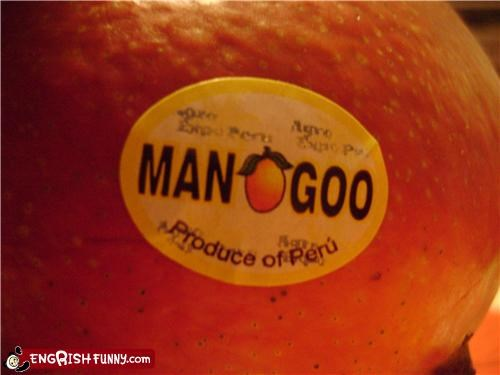 Man Goo - Product of Perú