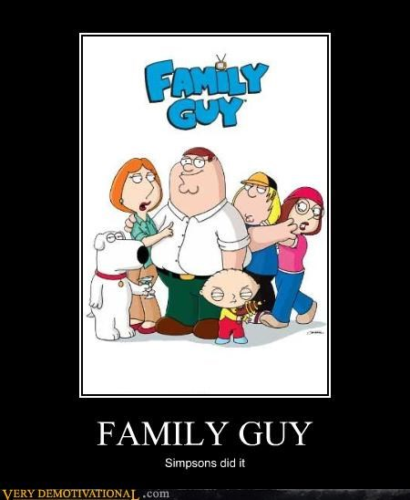 copycat family guy cartoons simpsons - 4356695040