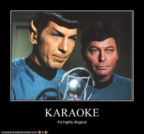 actor celeb DeForest Kelley demotivational funny Leonard Nimoy sci fi Star Trek - 4357223424