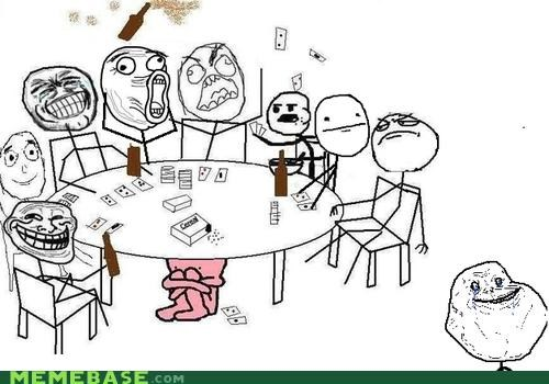meme-party,Memes,poker
