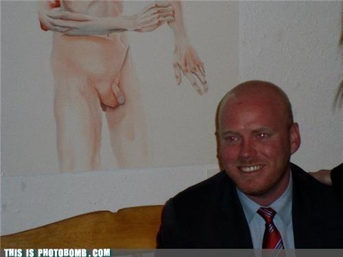 lol painting peen photobomb - 4363188224