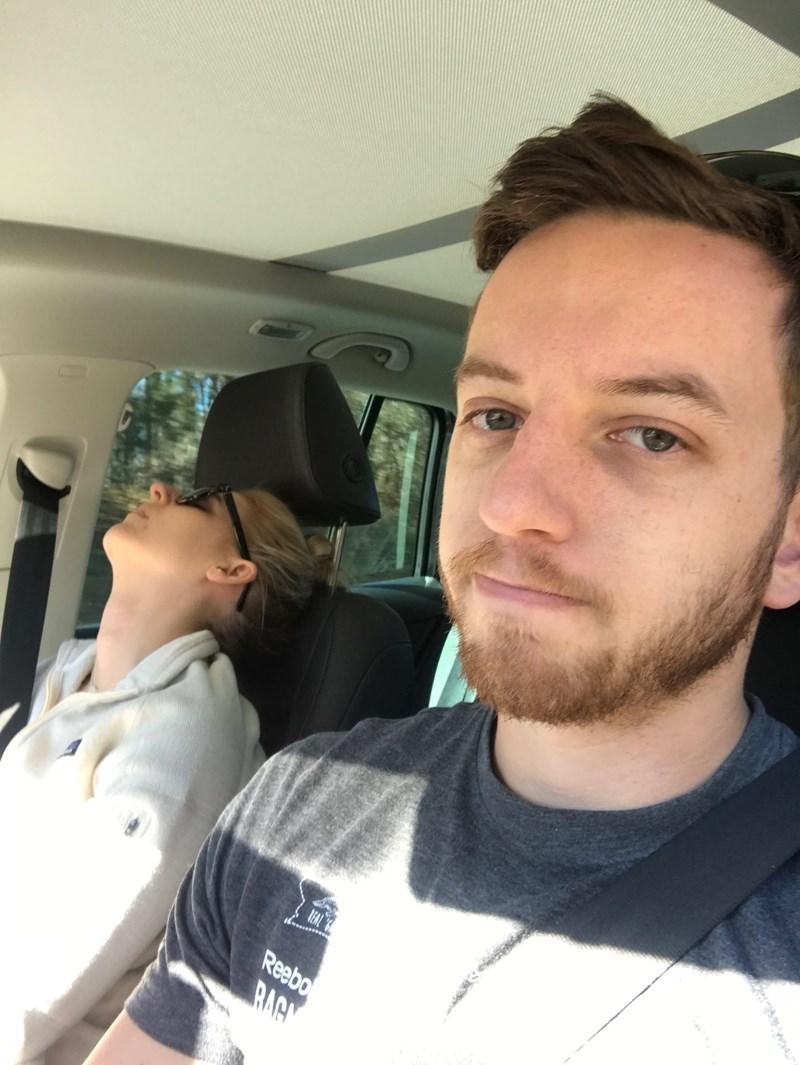 guys Reddit cheezcake funny women roadtrip - 4364805