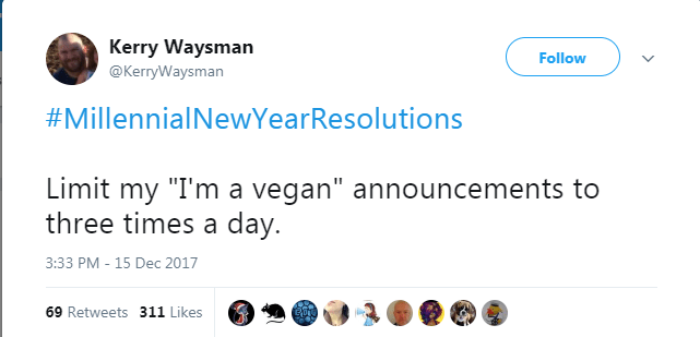 millennials new year resolutions