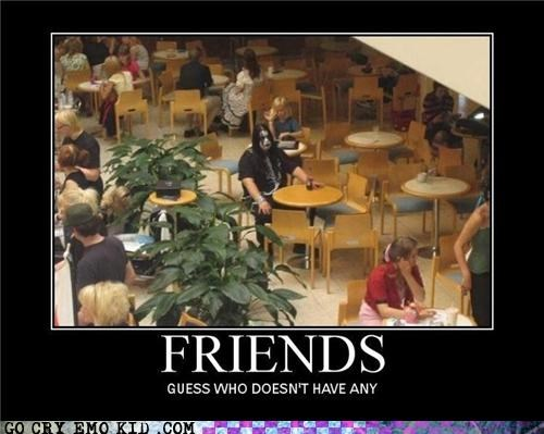cafeteria,friends,guesses,knight,table