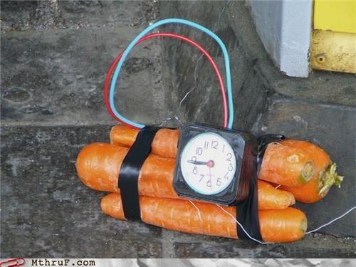 bomb,carrots,terrorism,waffles