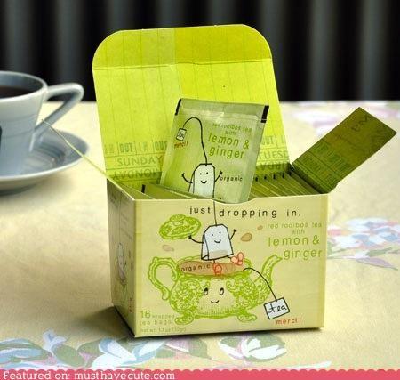 polite tea tea bags - 4366172672