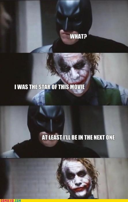 batman christian bale Death heath ledger joker TEH GODDAMN BATMAN too soon - 4366664448