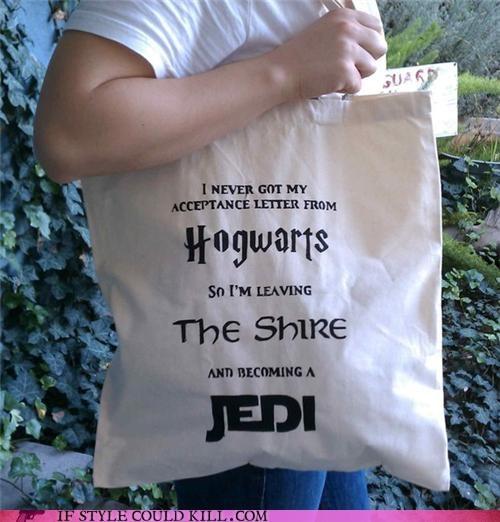 bag cool-accessories-jedi-tote star wars tote - 4366838784