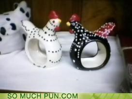 chicken double meaning innuendo insinuating Jewelry literalism ring sex toy - 4366927616
